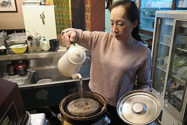 KARASU職人手沖咖啡。