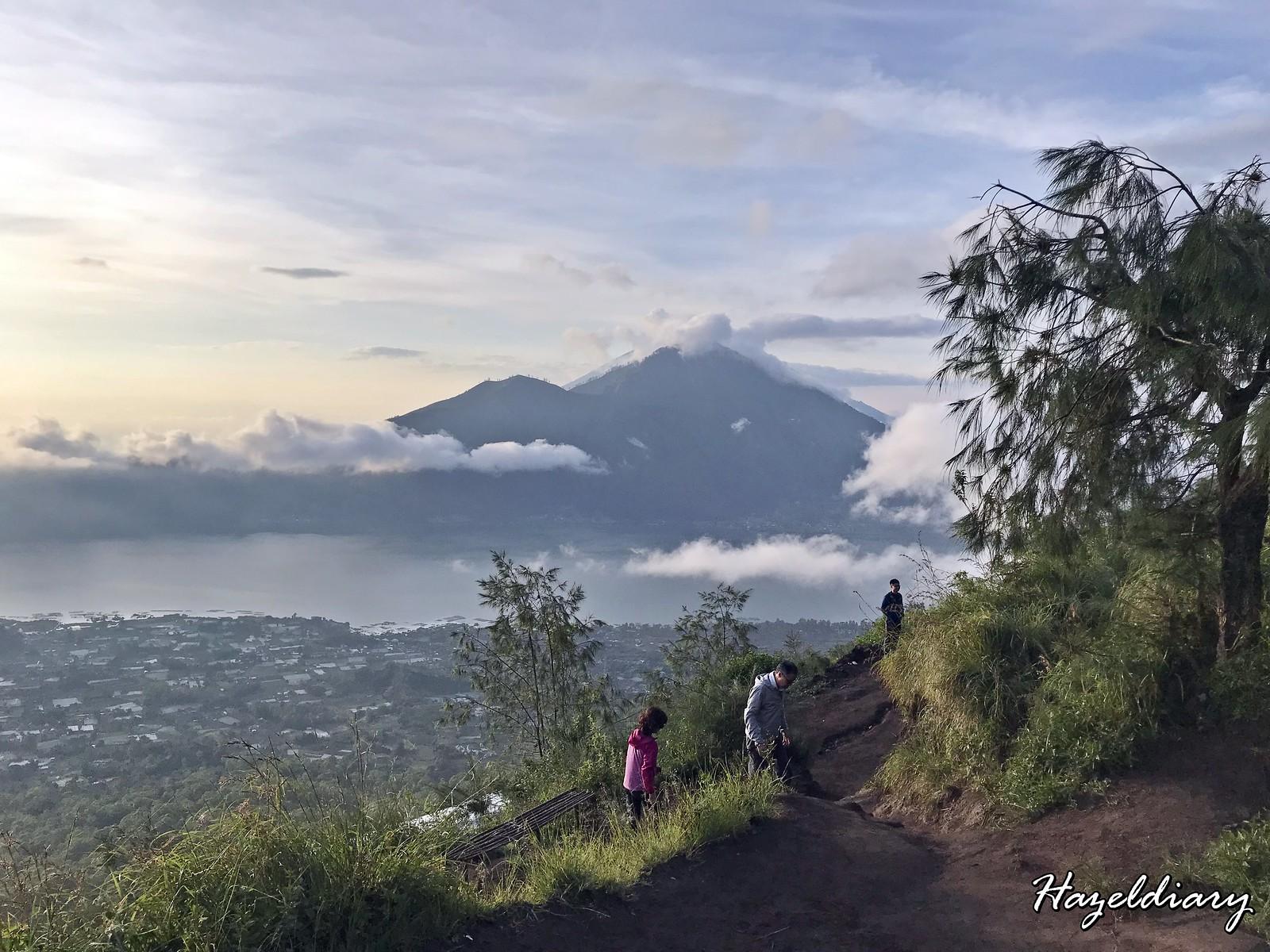 Mount Batur Hike-Bali Trekking