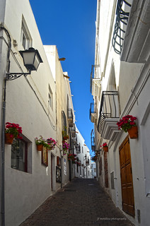 Calle de Enmedio/ Mojácar Pueblo/Almería/España