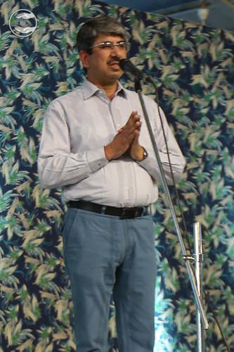 Sunil Madaan from Gurugram Hr, expresses his views