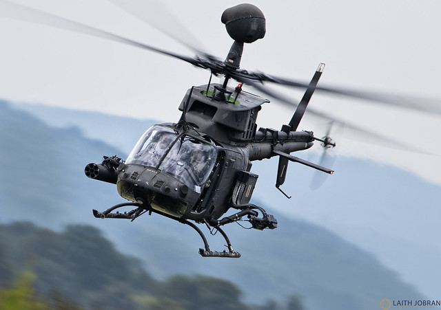 Bell OH-58D Kiowa Warrior / Белл OH-58 «Кайова»