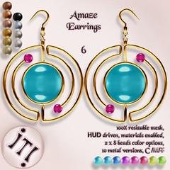 !IT! - Amaze Earrings 6 Image
