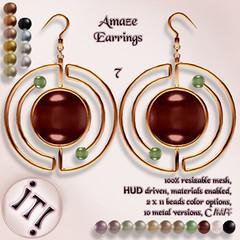 !IT! - Amaze Earrings 7 Image