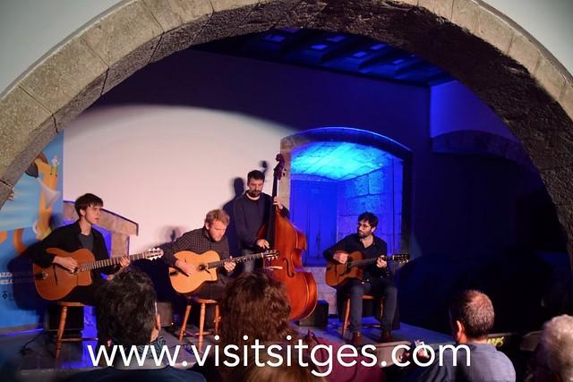 Jazz al Palau del Rei Moro - Festival Jazz Antic Sitges 2019