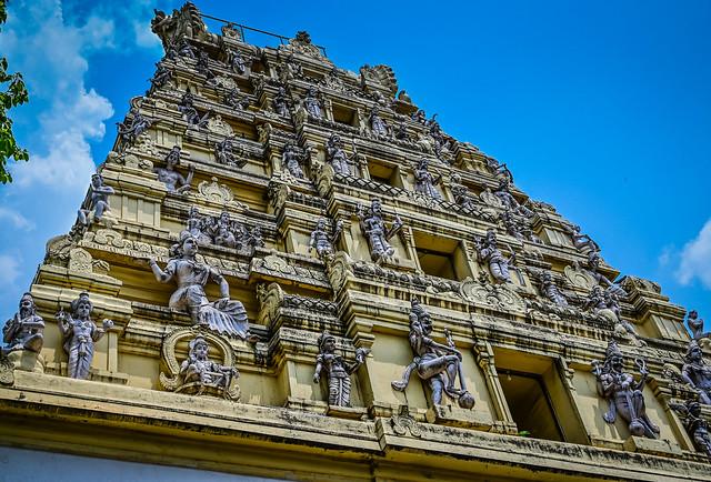 Bull Temple - Dodda Basavana Gudi - Nandhi Temple  - Bangalore India