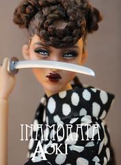 Aoki - OOAK Inamorata Doll