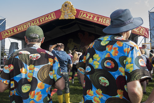 Record BayouWear at Jazz Fest day 1 on April 25, 2019. Photo by Ryan Hodgson-Rigsbee RHRphoto.com