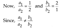 NCERT Exemplar Class 10 Maths Chapter 3 Pair of Linear Equations in Two Variables 3.3 Q1a