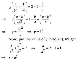NCERT Exemplar Class 10 Maths Chapter 3 Pair of Linear Equations in Two Variables 3.3 A9d