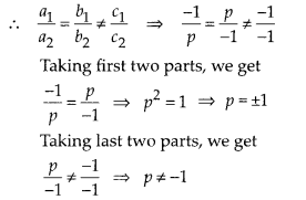 NCERT Exemplar Class 10 Maths Chapter 3 Pair of Linear Equations in Two Variables 3.3 A4a