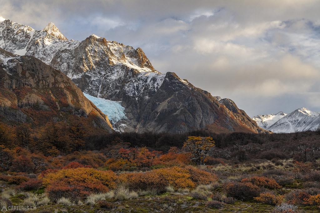 Glacier Piedras Blancas - El Chalten