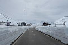 Oberalppass - Road