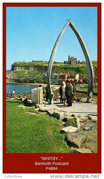 WHITBY. The Whalebone Arch.. 1970