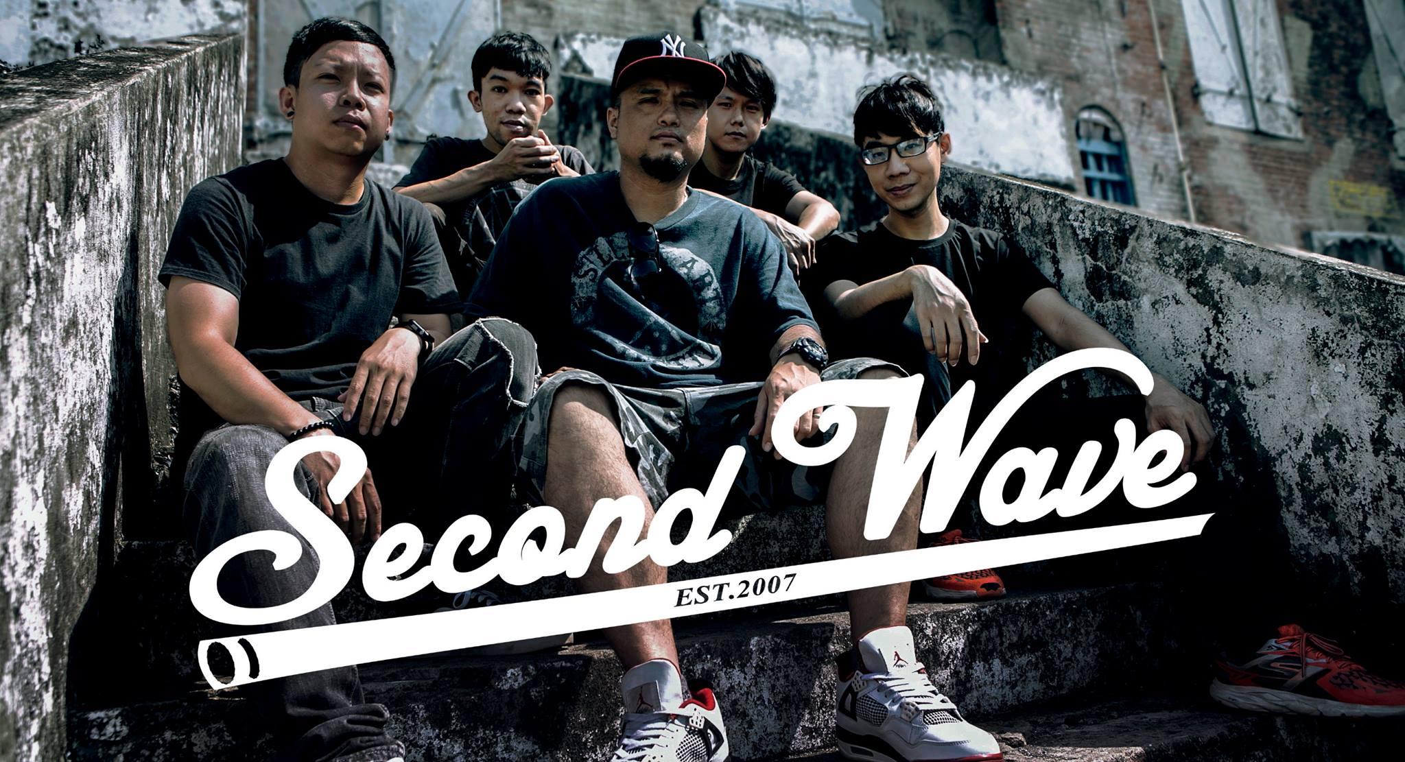 高雄 Nu-Metal 樂團 二手菸 Second Wave 單曲影音 Party Rock Star