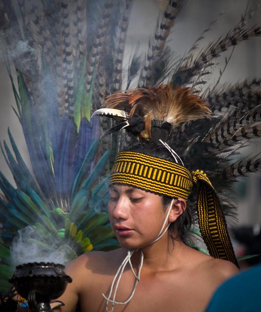 Rituals in Mexico City