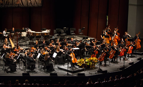 The Florida Symphony Youth Orchestras' Season Finale Concert