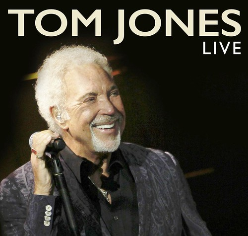 TOM JONES at the Dr. Phillips Center