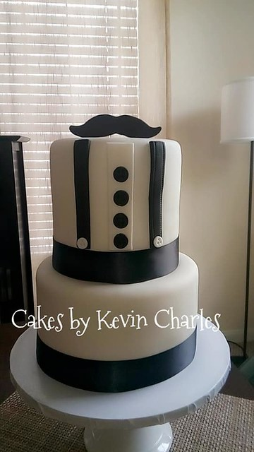 Cake from Cakes by Kevin Charles