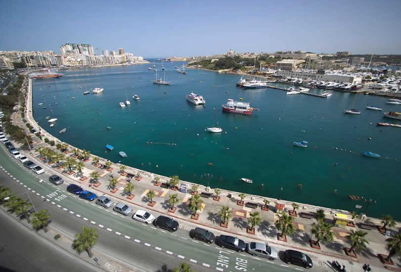 Vakantie Sliema: The Strand Aparthotel | Malta & Gozo