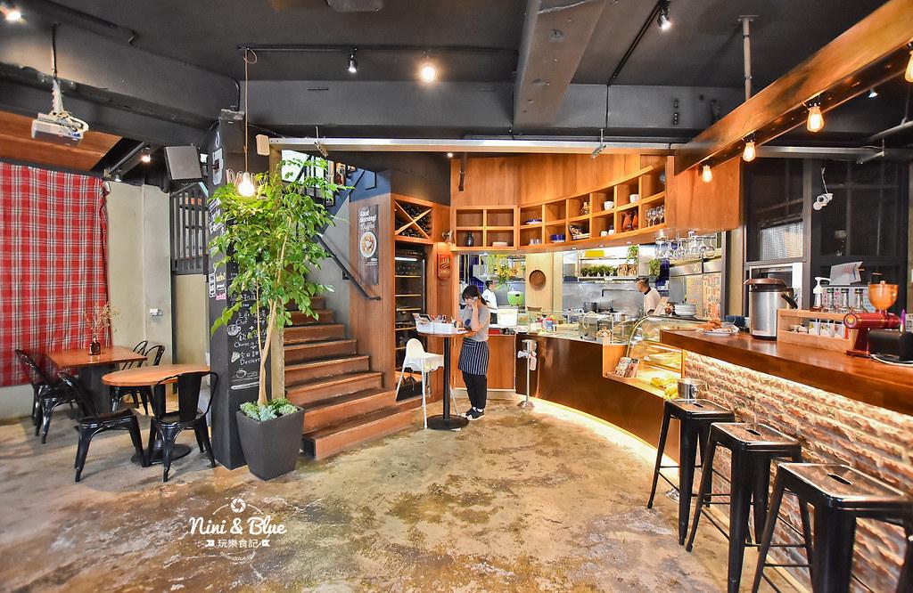 做咖啡 台中不限時 勤美 草悟道 菜單13