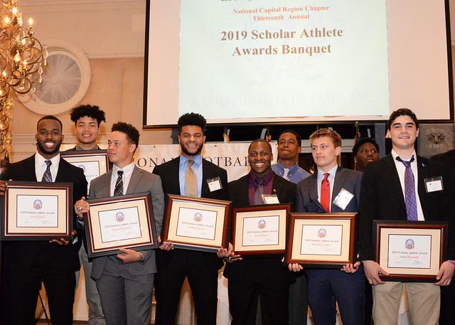 NFF Scholar Athlete Banquet (2019)