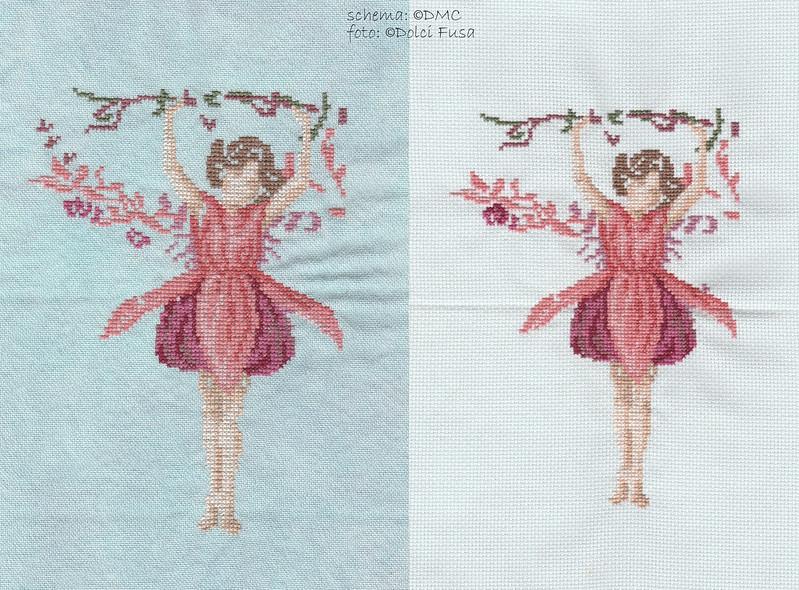 WIP Fuchsia Flower Fairy #14