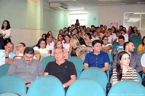 Audiência Pública de lançamento da revisão biométrica (21ª Zona)