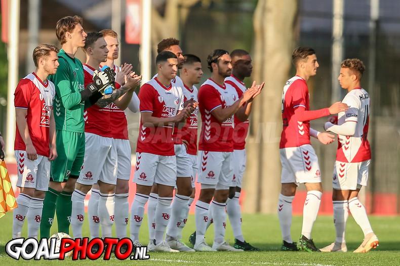 Jong FC Utrecht - Helmond Sport 26-04-2019