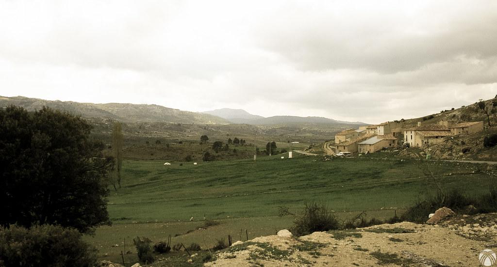 La aldea de Huebras