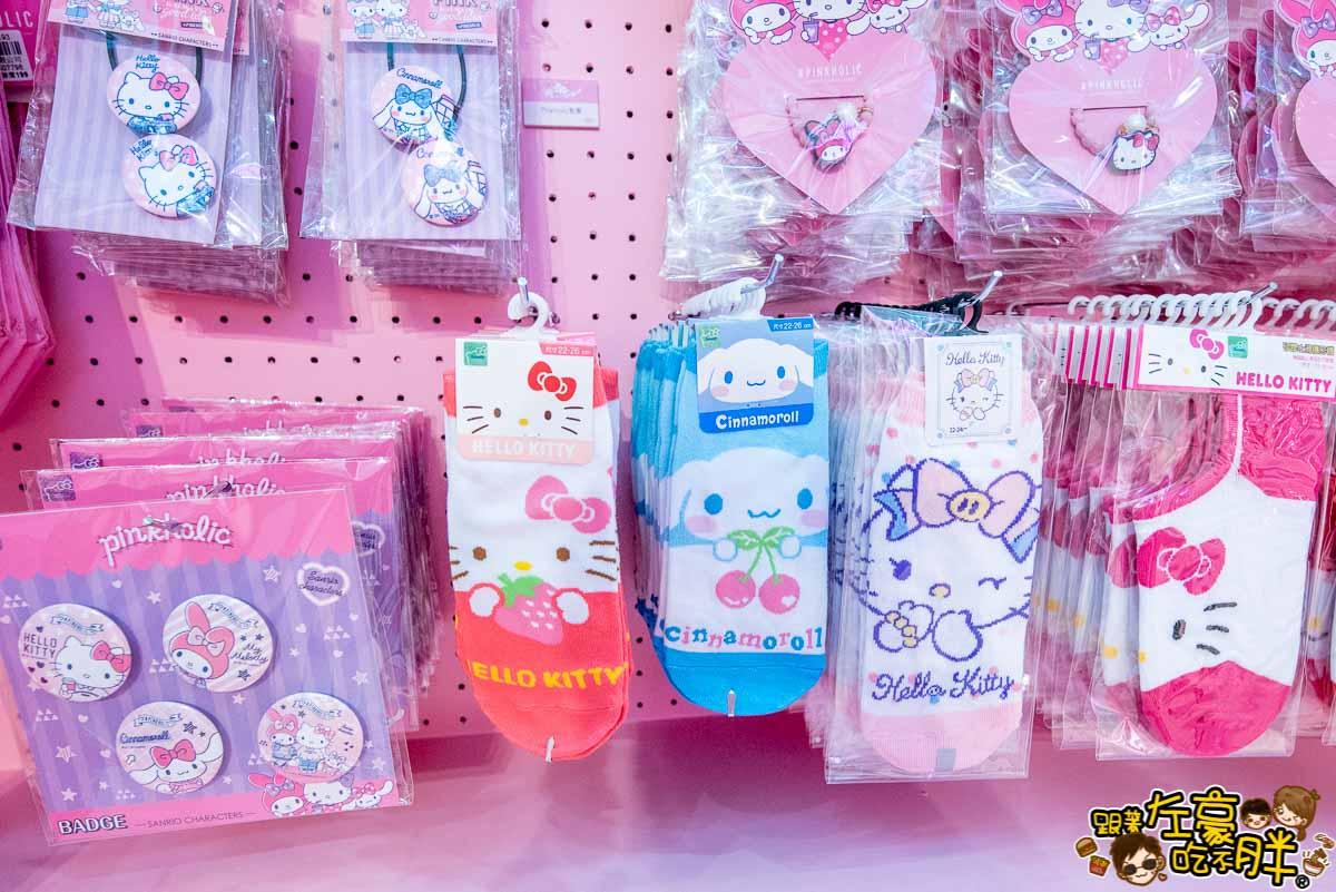 三麗鷗粉紅閨蜜期間限定店-39