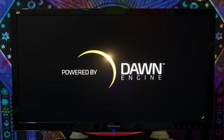 ViewSonic VX2458-mhd Dawn Engine Banding Lights On | by Dr. NCX