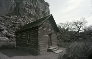 Historic Schoolhouse, Fruita, Utah