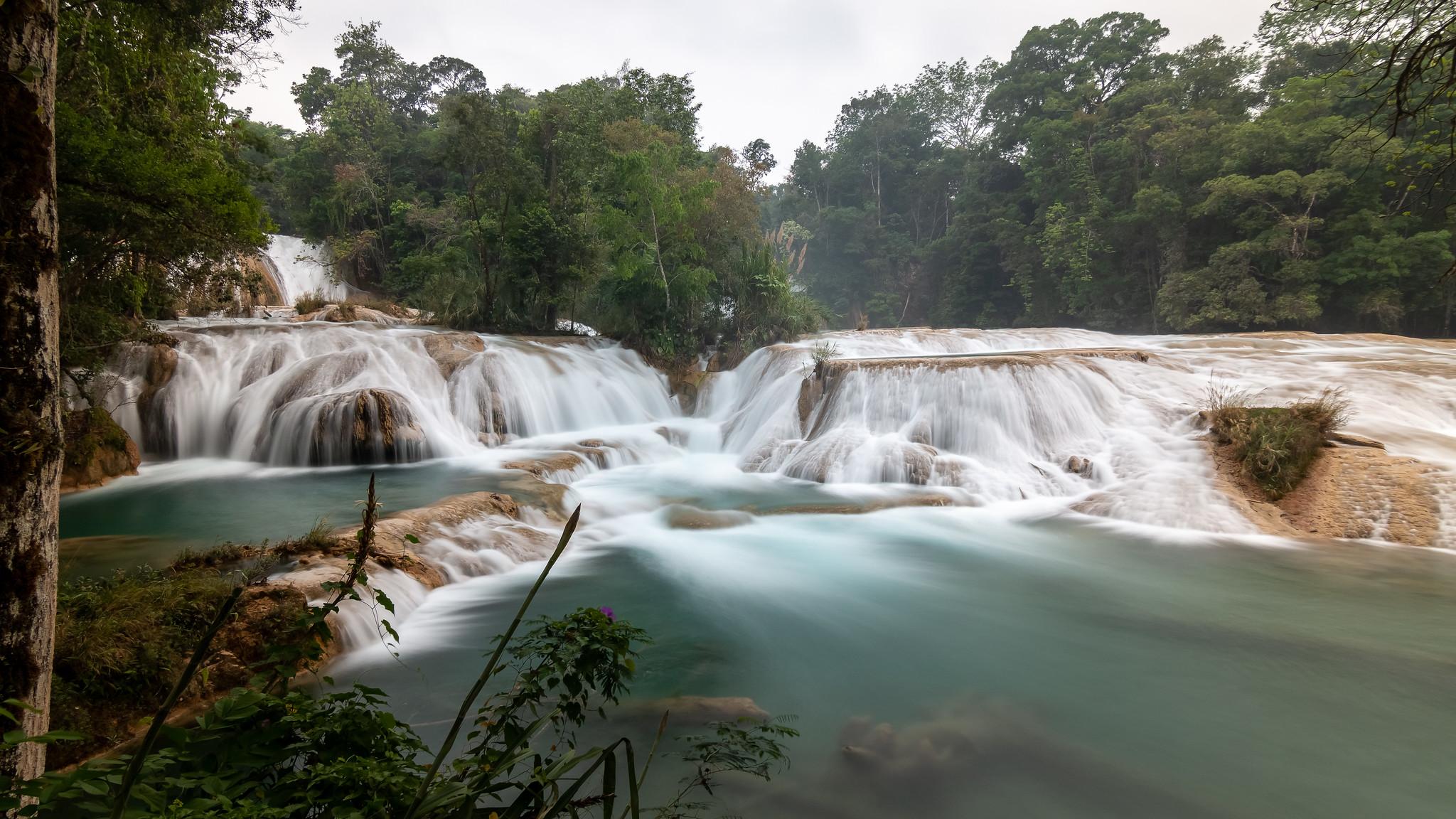 Agua Azul - Chiapas - [Mexique]