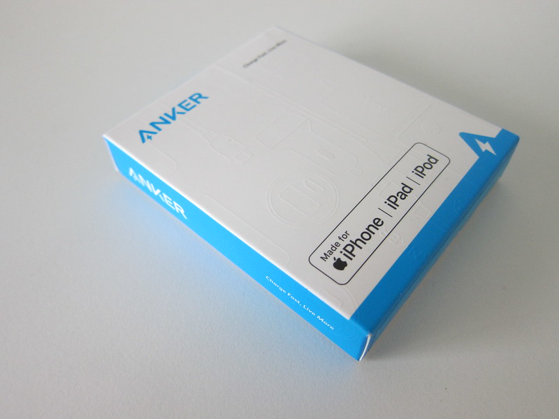 Anker Powerline II USB C to Lightning Cable - Box