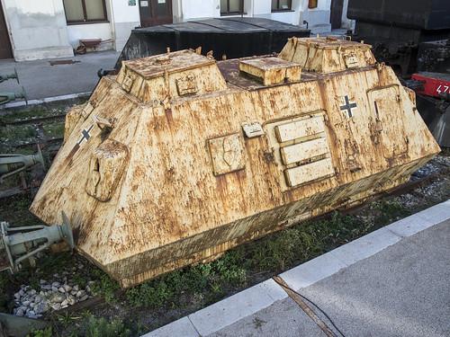 Panzerdraisine Steyr K2670