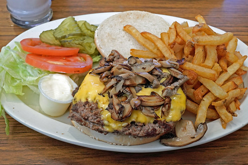 Top Notch Beefburgers - Double Cheese