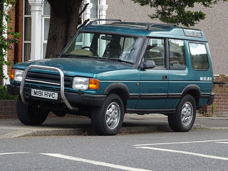 1995 Land Rover Discovery TDi Auto