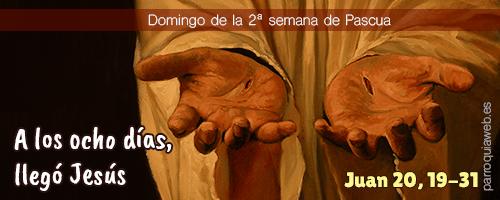 Juan 20, 19-31 - Acción Católica General Málaga