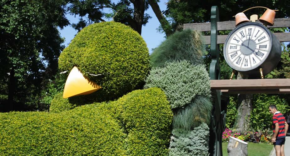 Bezienswaardigheden Nantes: Jardin des Plantes | Mooistestedentrips.nl