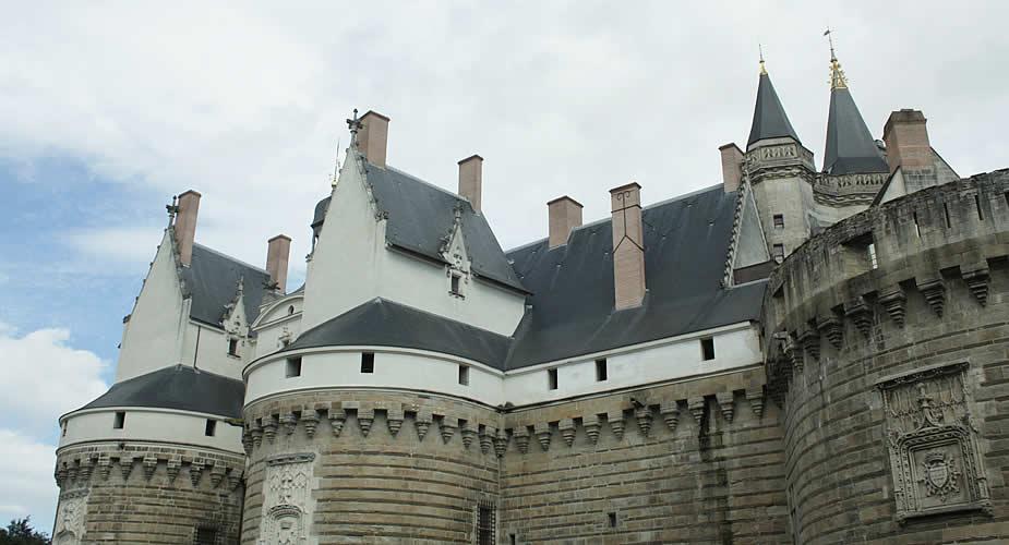 Chateau des ducs de Bretagne | Mooistestedentrips.nl