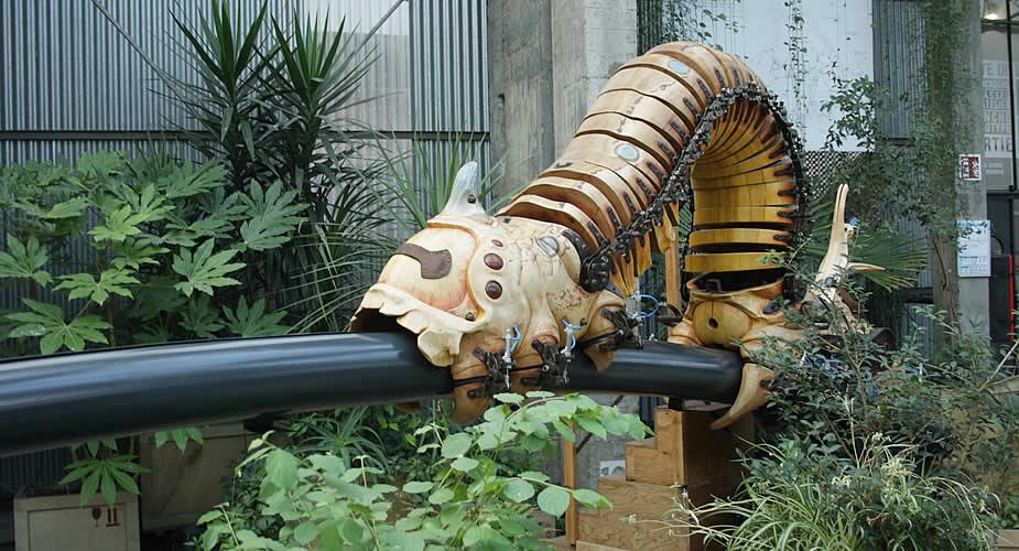 La Galerie des Machines, Nantes | Mooistestedentrips.nl
