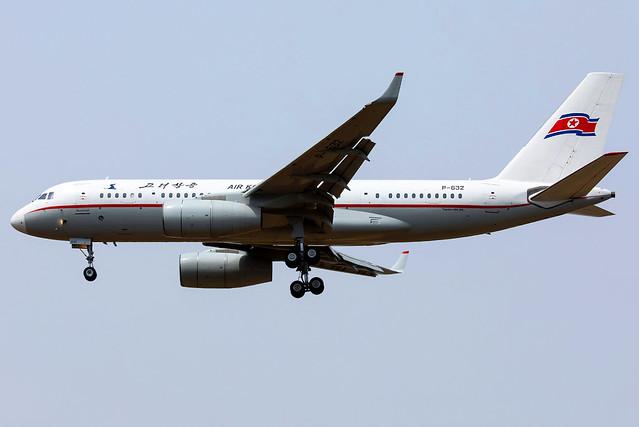P-632 Air Koryo Tu-204