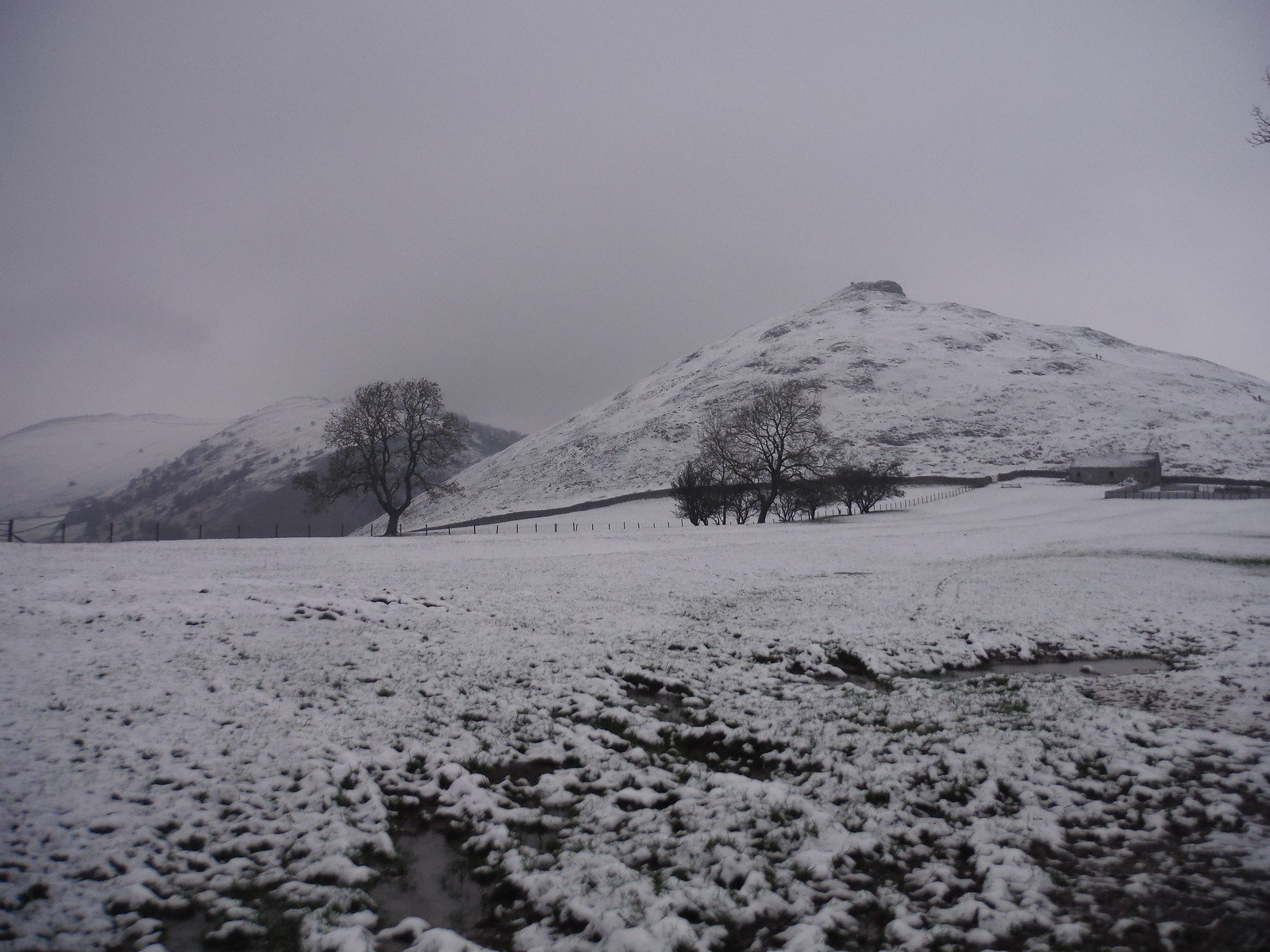 Thorpe Cloud and Bunster Hill (1st walk recce in Jan 19) SWC Walk 326 - Dovedale (Ashbourne Circular)