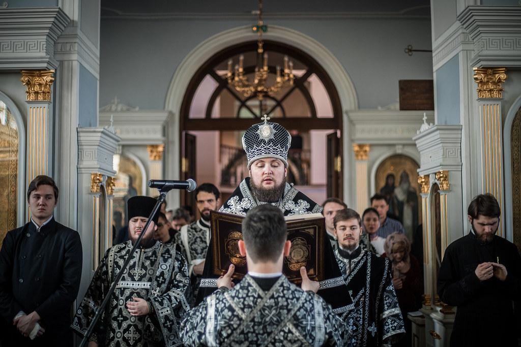 27 апреля 2019, Литургия Великой Субботы / 27 April 2019, Liturgy of Holy Saturday