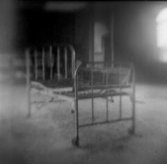 hospital bed 120