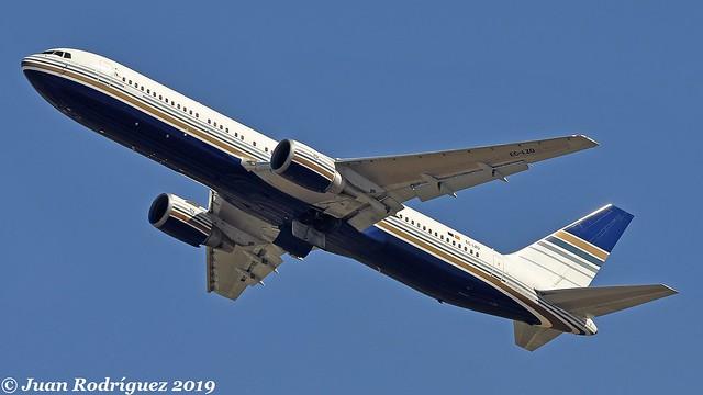 EC-LZO - Privilege Style - Boeing 767-35D(ER) - PMI/LEPA