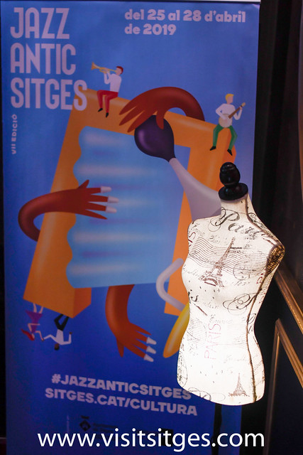 🎷 SOPARS & JAZZ - FESTIVAL JAZZ ANTIC SITGES 2019