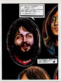 PAUL Mc CARTNEY (BEATLES 1967-1970 - Juin 1974)
