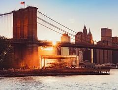 Brooklyn Bridge, NYC!