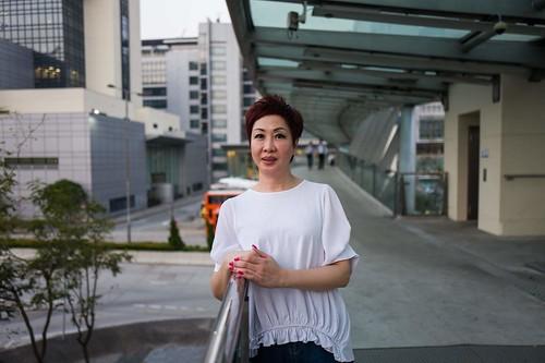 HONG KONG-SOCIAL-RIGHTS-FLIGHT-ATTENDANTS-HARASSMENT